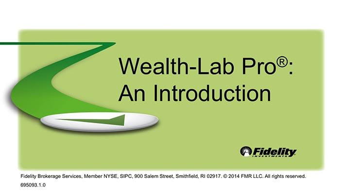 Wealth Lab Pro Fidelity Custom Stop Loss Order Fidelity