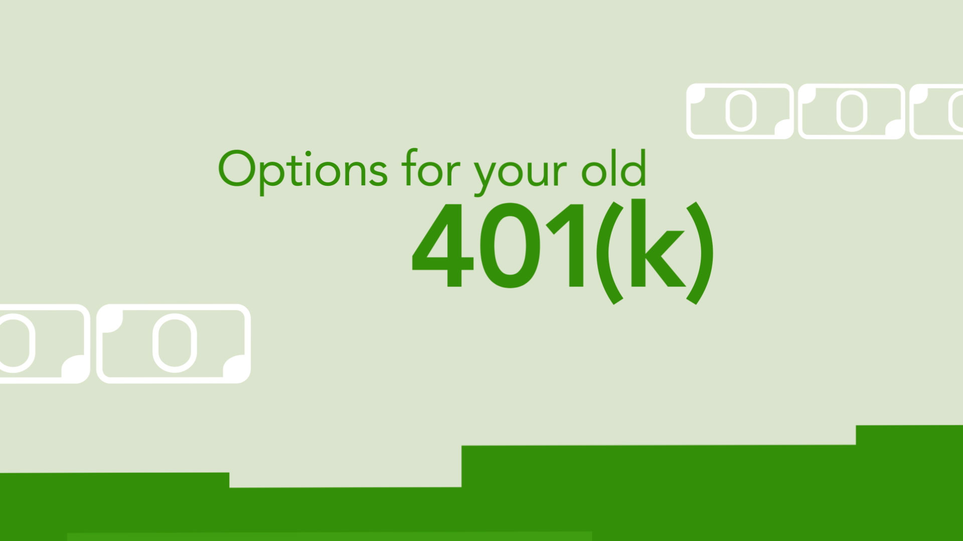 401k Rollover Options - Fidelity